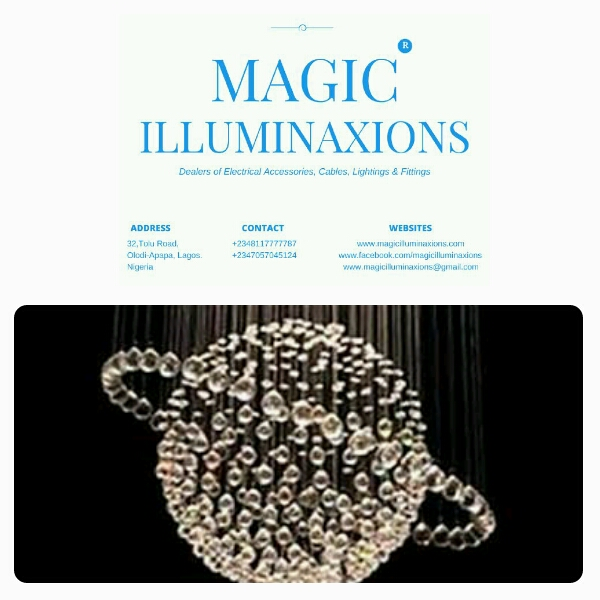 Magic illuminaxions