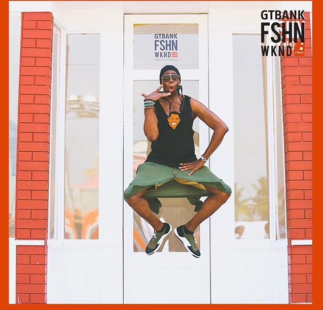 GTBank Fashion Weekend Miss Jay Alexander